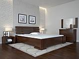 Кровать Arbordrev Домино без ПМ (140*190) бук, фото 5