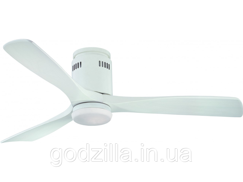 Потолочный вентилятор ZETA белый матовый