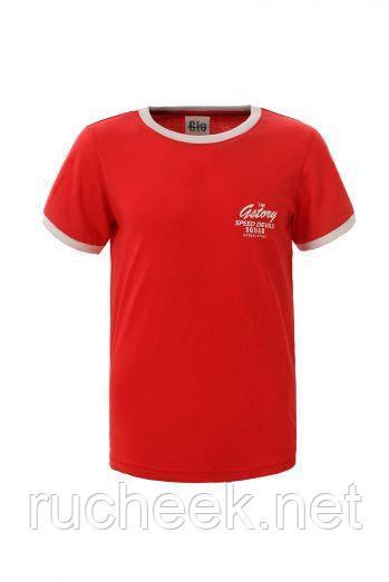 Детские футболки для мальчика рост 98 -122, Glo-story BPO-2291, Венгрия