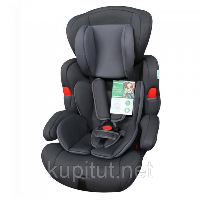 Автокресло BABYCARE Comfort BC-11901 Серый