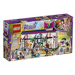 Конструктор Лего Оригинал Магазин аксессуаров Андреа LEGO Friends 41344