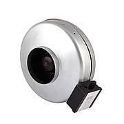 Вентилятор канальный для круглых каналов Турбовент ВК 100