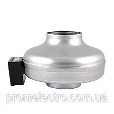 Вентилятор канальный для круглых каналов Турбовент ВК 125, фото 2