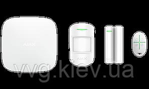 Стартовый комплект системы безопасности Ajax StarterKit white