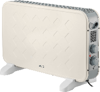 Конвектор ECG TK 2030 T white