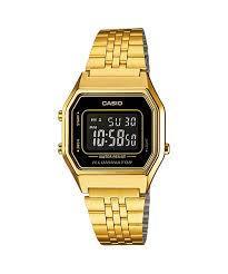 Женские часы Casio LA680WGA-1BF
