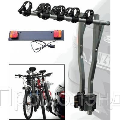Крепление для велосипедов на фаркоп PERUZZO AREZZO 4