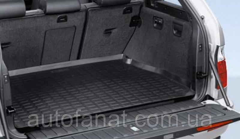 Оригинальный коврик багажного отделения BMW X5 (E53) (51470002726)
