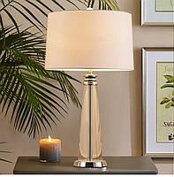Красивая хрустальная настольная лампа Hancome, стиль mainstream.