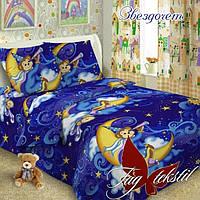 Подростковое постельное белье хлопок Звездочет ТМ TAG поплин
