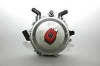 Редуктор Atiker VR02 (пропан-бутан) 2-3-е пок., вакуум., 120 л.с. (90 кВт), вход D6 (M10x1), выход D19, шт