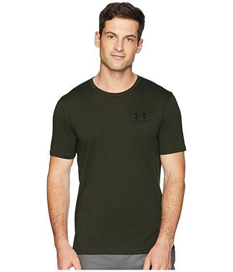 Мужская футболка Under Armour Sportstyle Left Chest Short Sleeve  M, L, XL