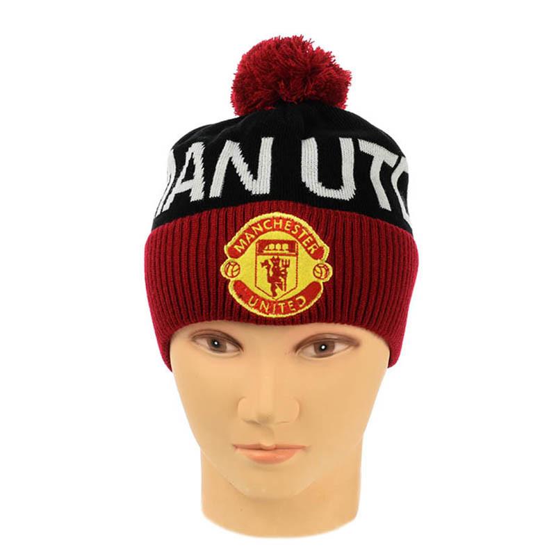 """Футбольная шапка """"Manchester United"""""""
