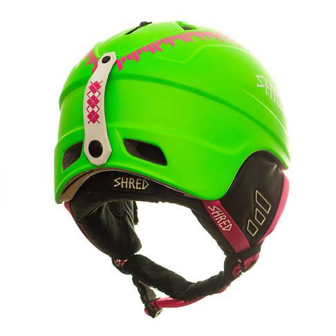Шлем Shred Django Phony Green, фото 2