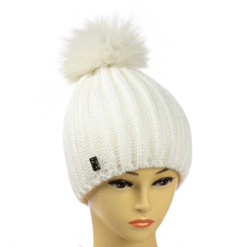 """Женская зимняя шапка  """"Карина"""""""