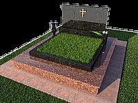 Памятник гранитный двойной стандарт