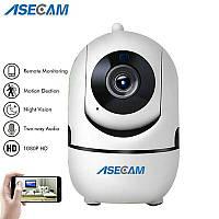 AseCam Y4C-3A 1080P Беспроводная Ip-камера Автоматическое отслеживание движения Облачное хранение. YCC365