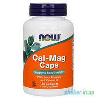 NOW Cal-Mag Caps (120 капс) нау кальций магний