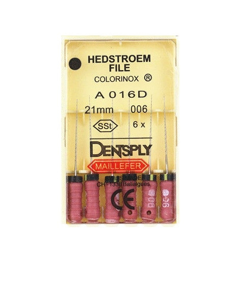Dentsply H-files #06