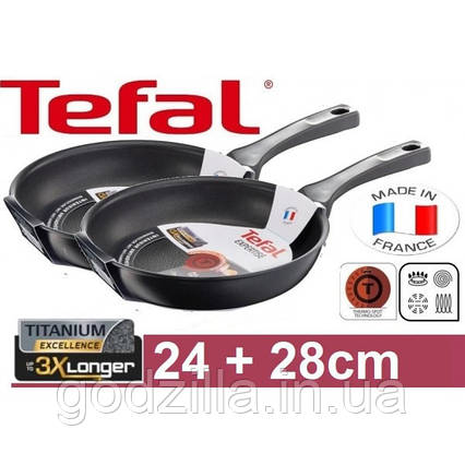 Сковородка TEFAL EXPERTISE