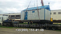 Международные перевозки негабаритных грузов Украина - Албания. Аренда трала. Негабарит