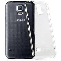 Пластиковый чехол Imak Crystal для Samsung Galaxy S5 прозрачный