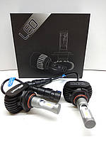 Автолампы LED S1 CSP(Южная Корея), HB3 (9005), 8000LM, 50W, 9-32V, фото 1