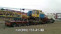 Международные перевозки негабаритных грузов Украина - Греция. Аренда трала. Негабарит