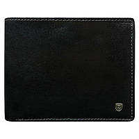 Мужское кожаное портмоне Rovicky N992-RVT Black, фото 1