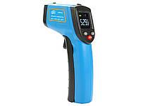 Пірометр Benetech GM533A ( -50~530℃) DS:12:1; EMS:0,1-1,00. Інвертований дисплей