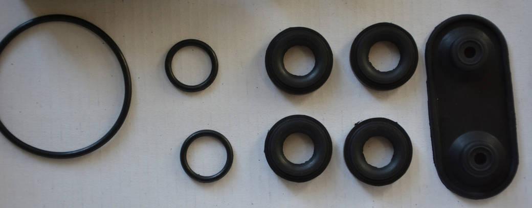 Устройство и ремонт клапанов печки — ремкомплекты