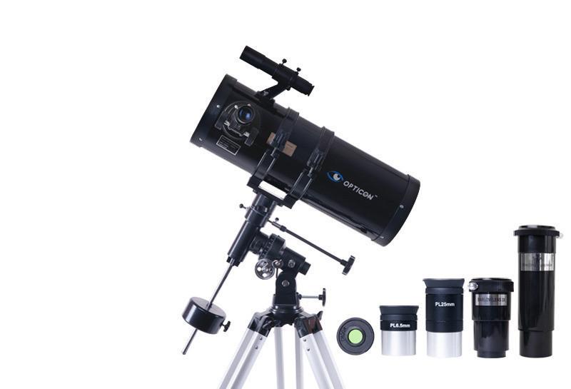 Телескоп OPTICON GALAXY 1400/150