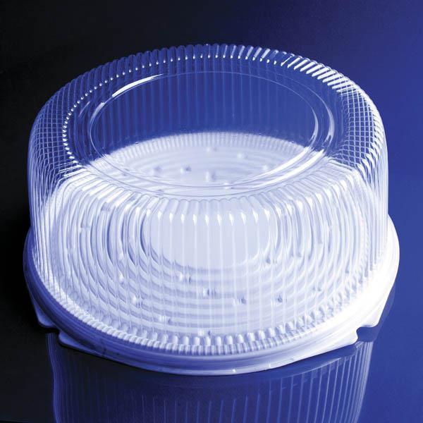 Упаковка блистерная для кондитерских изделий (тортовницы) ПС-23, 200 шт