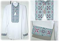 Мужская вышиванка в украинском стиле,купить в Киеве и Украине