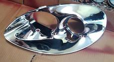 Напыление отражателя фары, металлизация отражателя фары, восстановление отражателей, фото 2