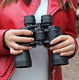 Bushnell 20x50 - Мощный водонепроницаемый бинокль с защитным клапаном линз. Гарантия качества!, фото 2