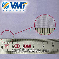 Сетка тканая нержавеющая с квадратной ячейкой микронных размеров 0,2 мм х 0,12 мм