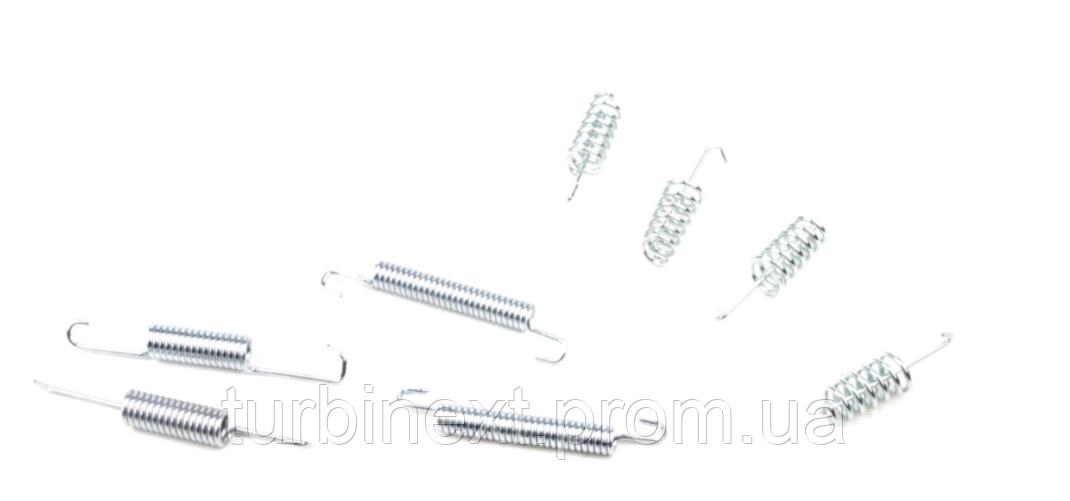 Комплект пружинок колодок ручника MB Sprinter 901-904 95-06 (160x40) (Ate) ERT 310019