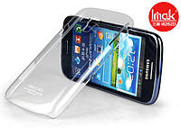 Пластиковый чехол Imak Crystal для Samsung Galaxy Core I8262 / I8260 прозрачный
