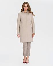 Пальто женское демисезонное  1329, 38-48, фото 2