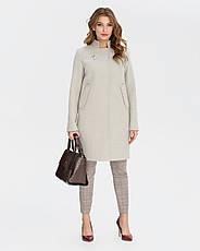 Пальто женское демисезонное  1329, 38-48, фото 3