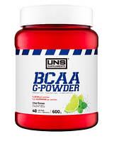BCAA UNS - BCAA G-Powder (600 грамм)