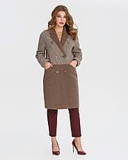 Пальто женское демисезонное  1331, 42-50, фото 2