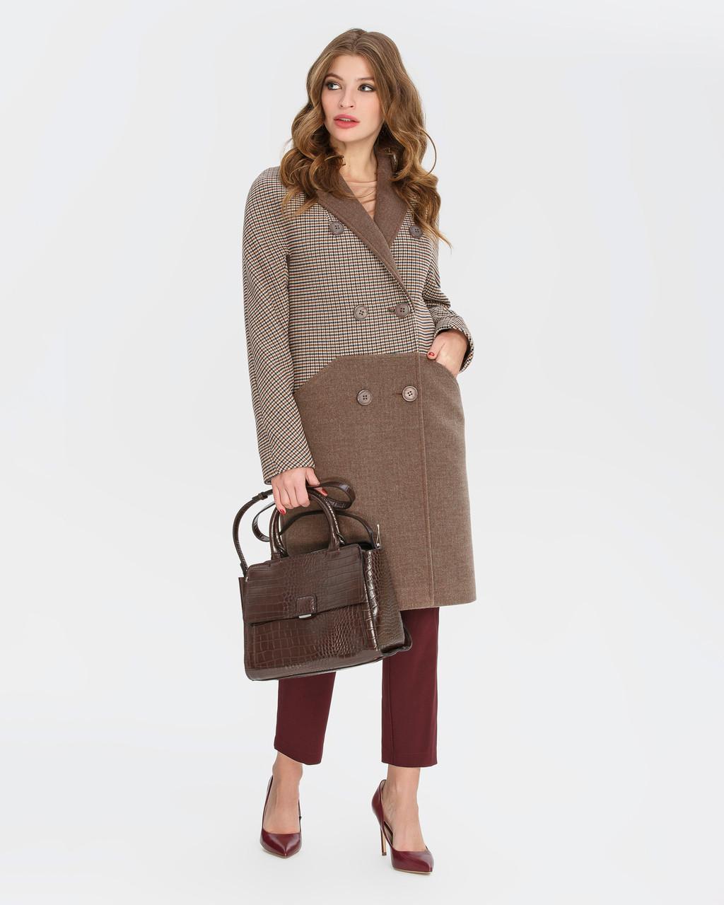 Пальто женское демисезонное  1331, 42-50
