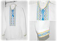 Вышитая мужская рубашка, купить в Киеве и Украине