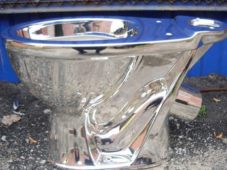 Металлизация, напыление серебром, металлизация поверхностей под серебро, фото 2