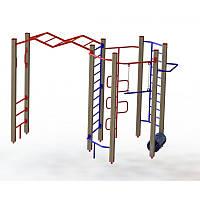 Спортивно-гимнастический комплекс для улицы