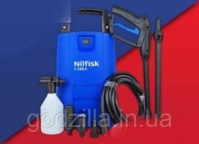 Мийна машина високого ТИСКУ Nilfisk!