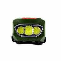 Налобный фонарь X-Balog BL 933C Компактный мощный осветительный прибор Надежный Отличное качество Код: КГ7341