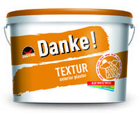 Deutek Декоративная штукатурка Danke Textur 15, 25 кг